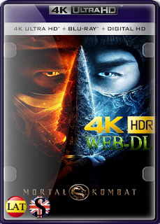 Mortal Kombat (2021) HMAX 4K HDR WEB-DL LATINO/INGLES