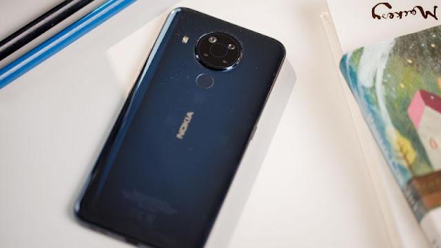 Nokia 5.4 Camera