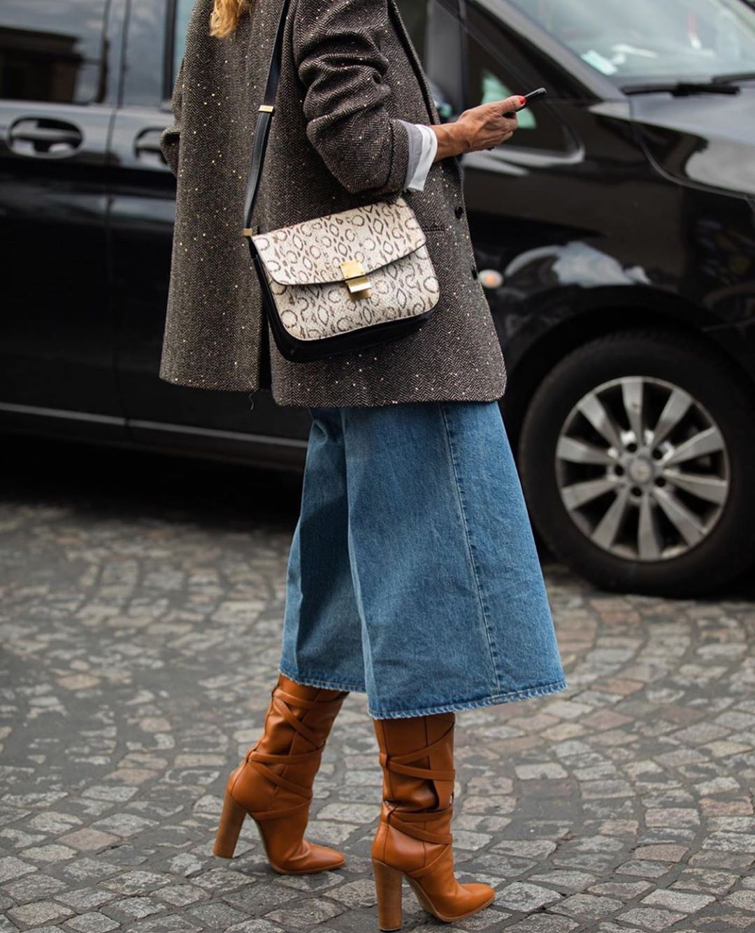Fall's Best Wide-Leg Jeans Under $100
