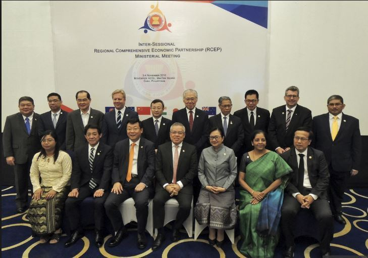 RCEP, Daily Current Affairs: 10th September