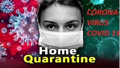 How to be Quarantine yourself from Corona -Virus