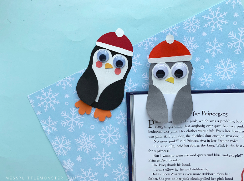 penguin craft
