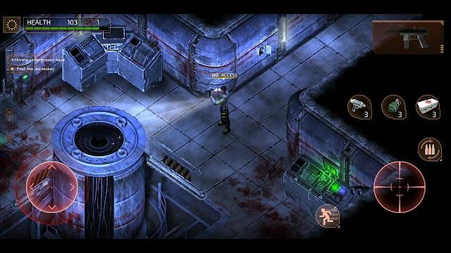 تحميل لعبة Alien Shooter 2