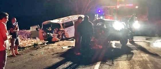 Uma pessoa morre e duas ficam feridas em acidente na BR-369