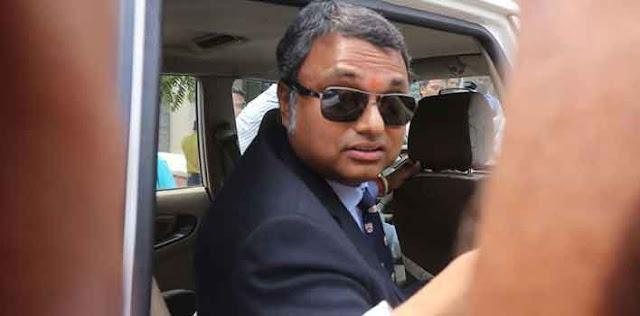 कार्ति चिदम्बरम की देश-विदेश में मौजूद 54 करोड़ की संपत्ति जब्त