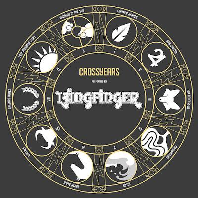 Långfinger-Crossyears-album-2016