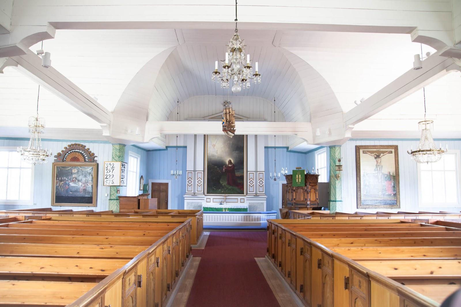 houtskari kirkko