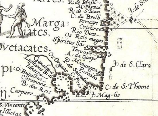 A misteriosa ilha de Santa Clara