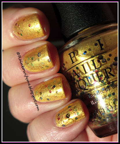 OPI ~ Pineapples Have Peelings Too