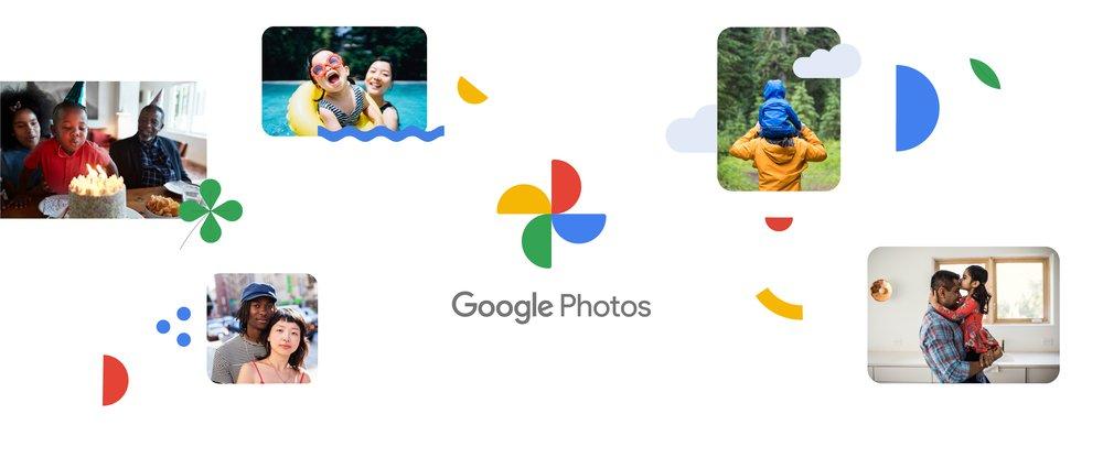 Google Foto si rinnova completamente e integra le mappe
