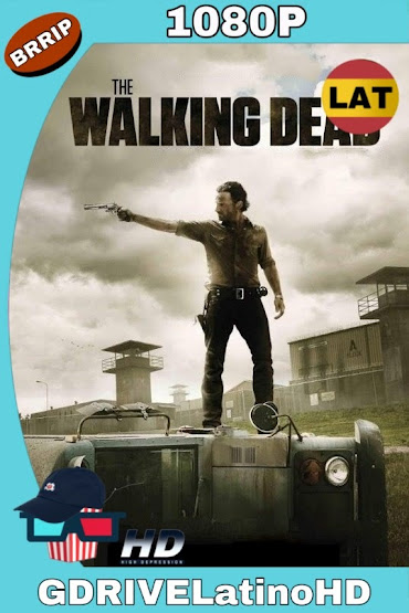The Walking Dead Temporada 3 1080p Latino-Ingles MKV