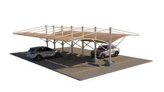 مشاريع مظلات مواقف السيارات | بارخص الاسعار واعلى جودة