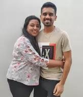 murugan ashwin with her wife