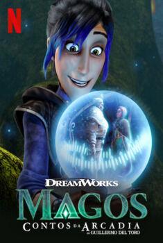 Magos: Contos da Arcadia 1ª Temporada