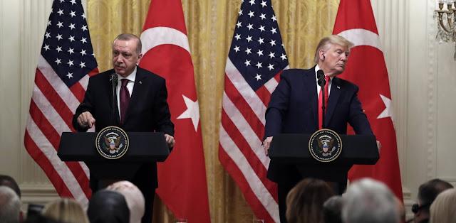 Τραμπ για Ερντογάν: Όσο πιο μοχθηρός είναι ο ηγέτης τόσο καλύτερα τα πάω μαζί του