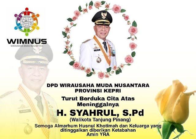 Walikota Tanjungpinang Meninggal-IGdpdwimnuskepri