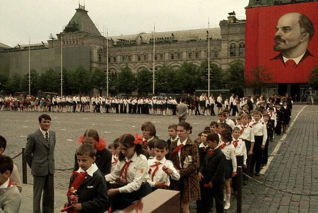 pictures of soviet moscow in 1960s1970s vintage everyday