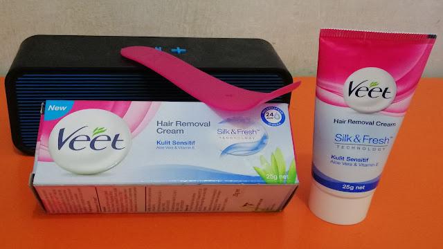 Alasan Memakai Produk Veet Hair Removal Cream dan Tinggalkan Waxing