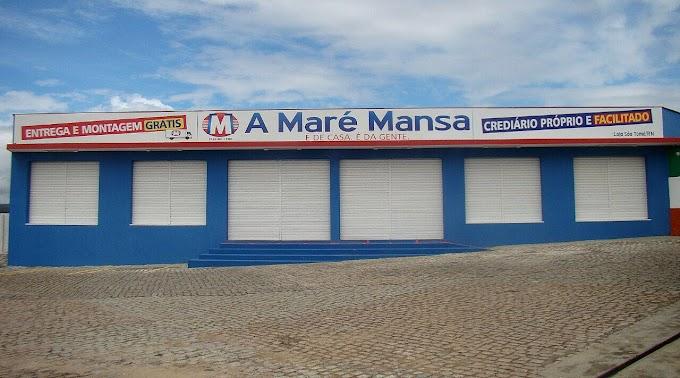 Em breve a cidade de São Tomé ganhará a loja a Maré Mansa