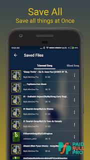 MP3 All In One Pro latest apk download