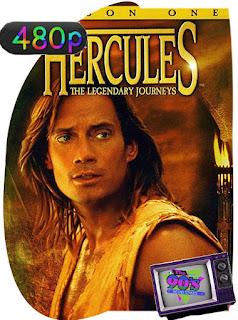 Hércules: Los viajes legendarios (1994) Temporada 1-2-3-4-5-6 + Peliculas [480p] Latino [Google Drive]
