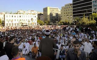 Πρόβες κυριαρχίας των ισλαμιστών