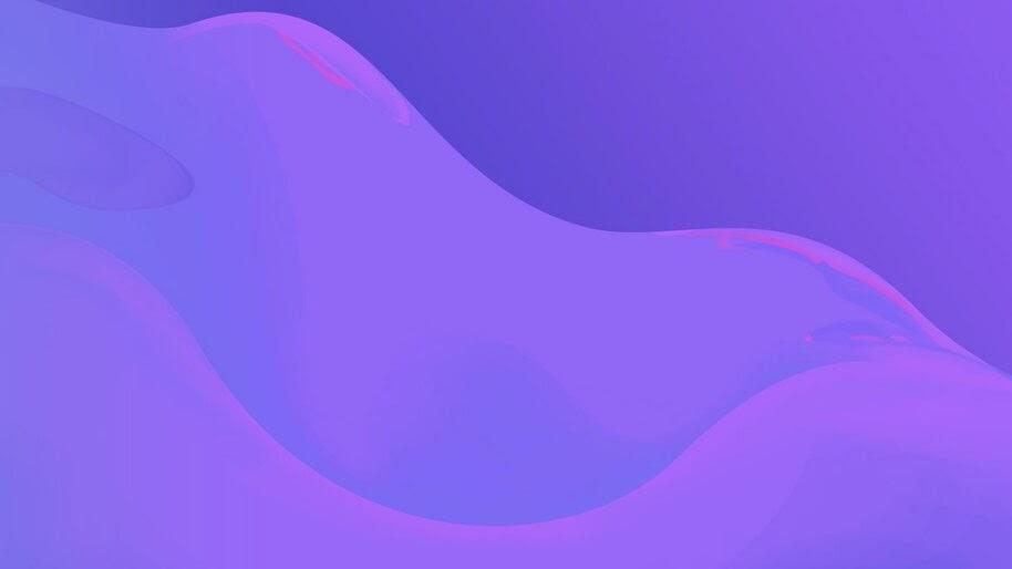 Purple, Abstract, Digital Art, 4K, #4.333