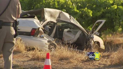 fresno county fowler car accident ran stop sign chestnut south avenue fatality