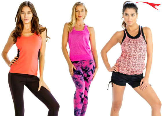 Buy Yoga Tops