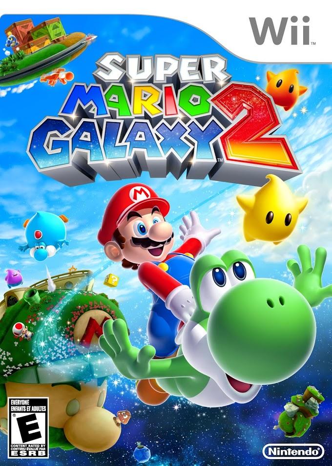 [NTSC] Super Mario Galaxy 2