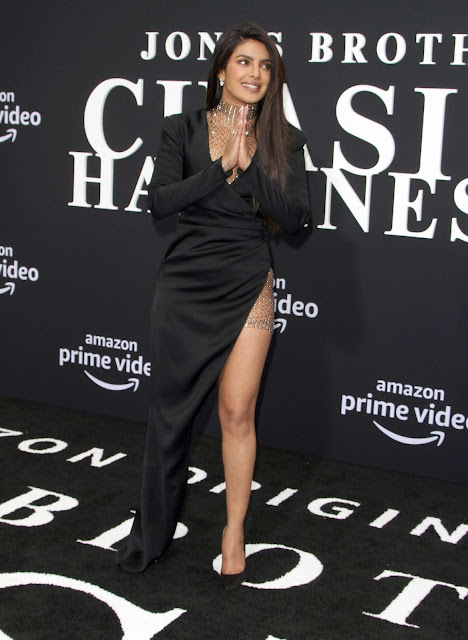 Priyanka Chopra – Chasing Happiness Premiere in Los Angeles