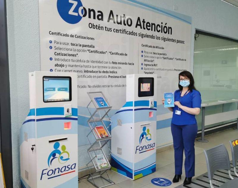 Fonasa anuncia mejoras en las coberturas para la población beneficiaria