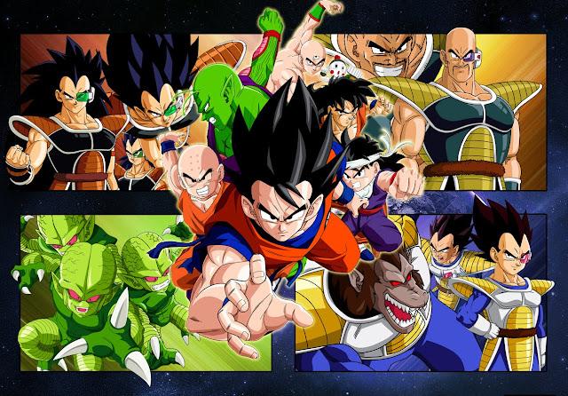 Anime Redux: Dragon Ball Z O Filme - A Invasão dos Sayajins