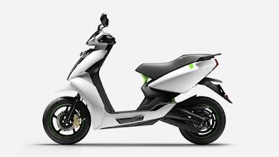 Electric Bike, Ather 450