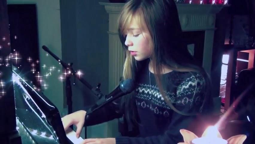 Connie Friend ☺: Connie Talbot - Let It Go - Demi Lovato ...