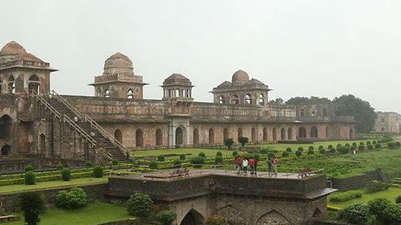 Chanderi fort Ashoknagar