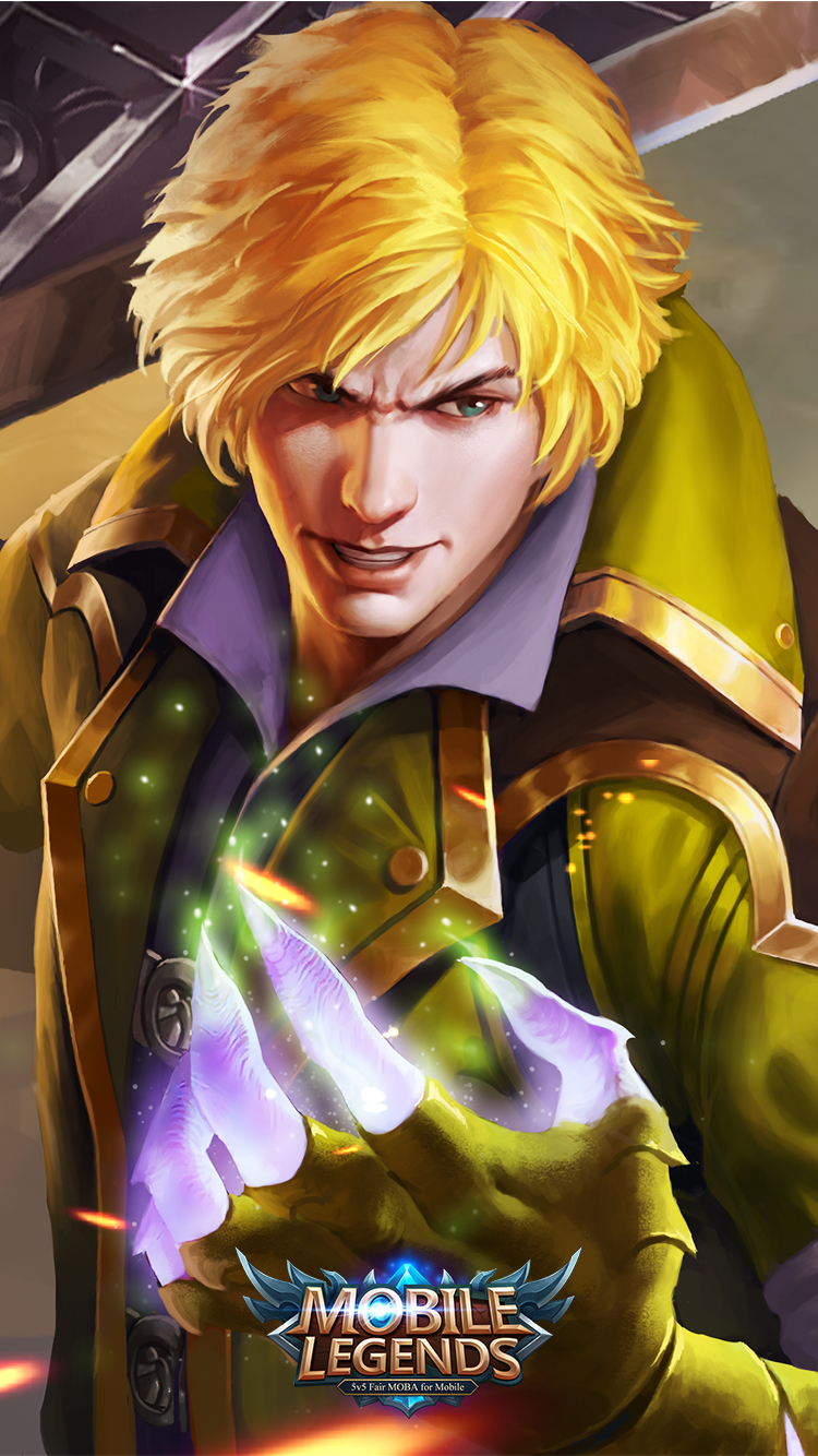 Alucard Child Of The Fall Wallpaper Wallpaper Mobile Legends 80 Hd Resolution