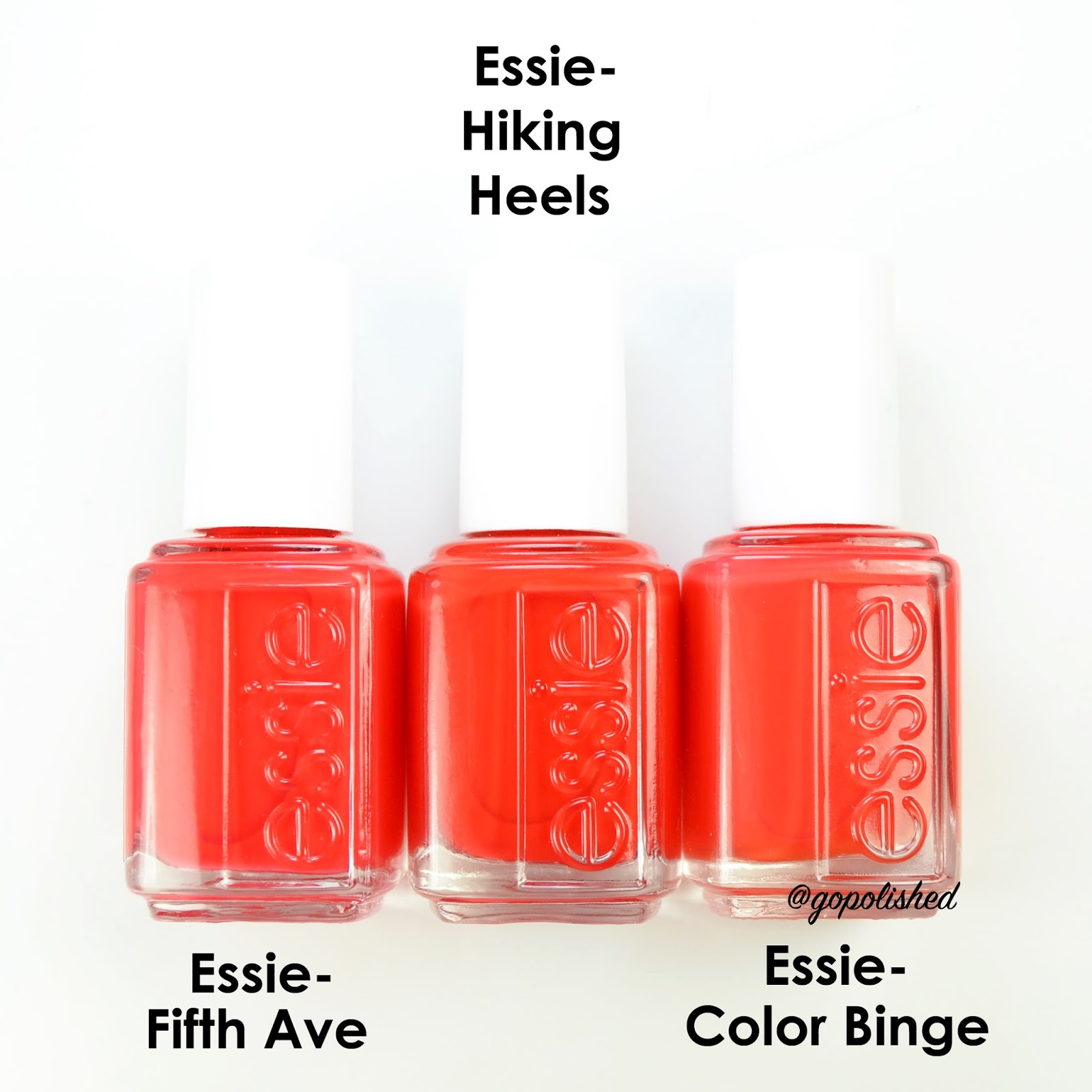 Essie Nail Colors Summer 2016 | Splendid Wedding Company