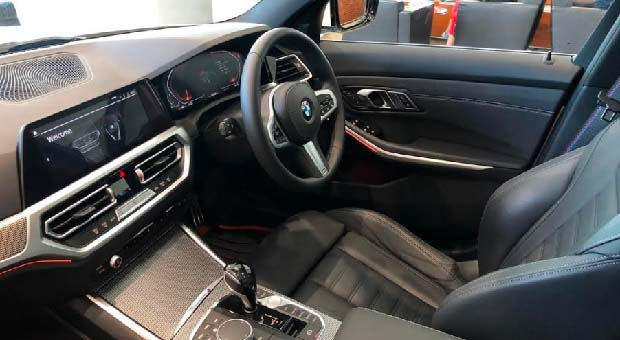 The All-New BMW 3 Series Rajai Segmen Sedan Midsize Premium