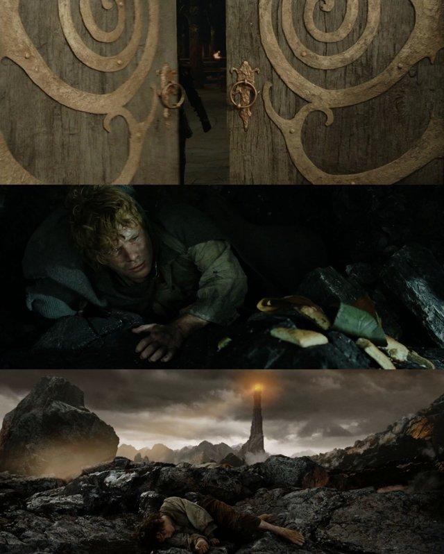Trilogía El Señor de los Anillos 1080p HD Latino Dual