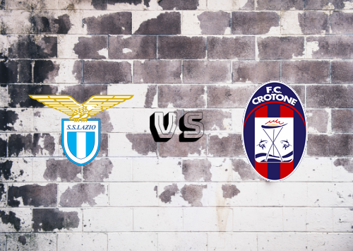 Lazio vs Crotone  Resumen
