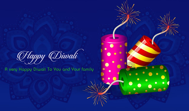 A very happy diwali to you and your family, Friends
