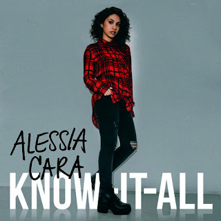 Lirik Lagu Alessia Cara - Scars To Your Beautiful