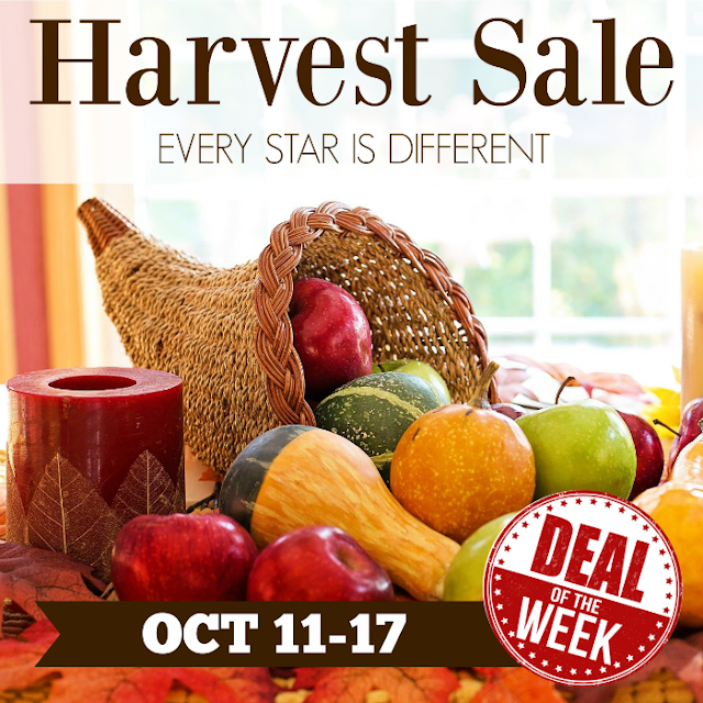 Deal of the Week: Harvest Sale at Every Star Is Different