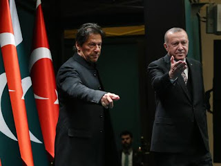 There are friendly relations between Pakistan and Turkey