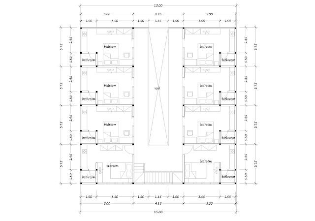 Boarding house plan 29