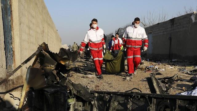 Iráni katonai ügyész: emberi mulasztás, nem felsőbb utasítás vezetett az ukrán utasszállító lelövéséhez