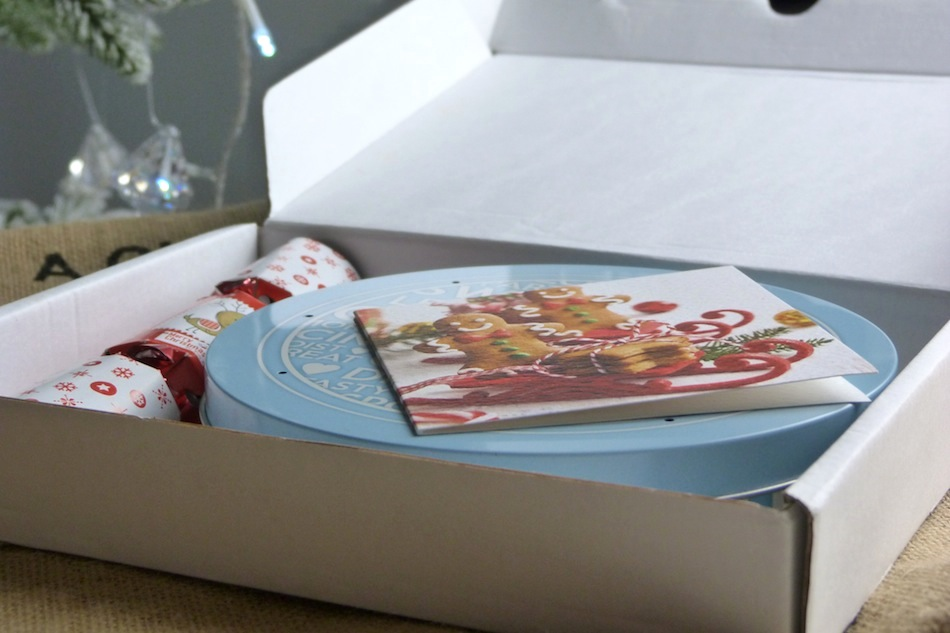 an image of Baker Days Letterbox Cake review