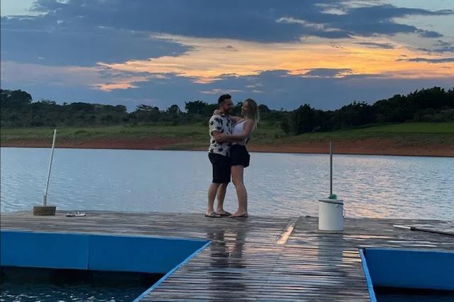 """Pr. Lucas revela namoro com Tati Moreto: """"Estou recomeçando"""""""