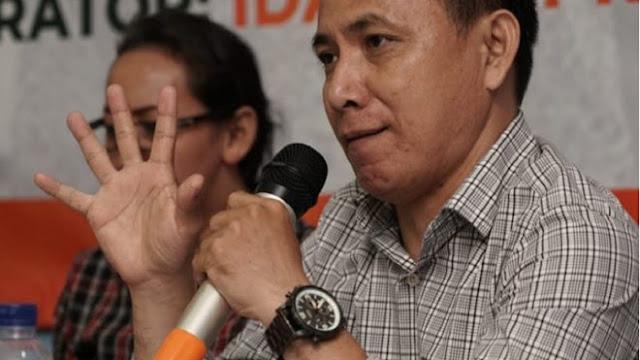 Jerry Massie: Naikkan BPJS Saat Sulit, Sekalian Saja Jokowi Hapus Sila Kelima Pancasila!